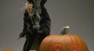 Как себя раскрасить на Хэллоуин