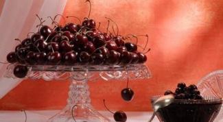 Как варить густое вишневое варенье