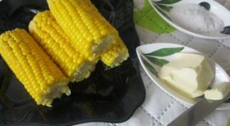 Как варить кукурузу в кастрюле