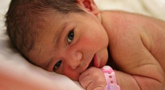 Как видит новорожденный