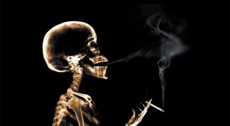 Как действуют сигареты