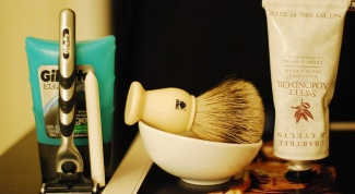 How to shave for the first time