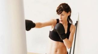 Как боксировать грушу