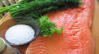 Как варить красную рыбу