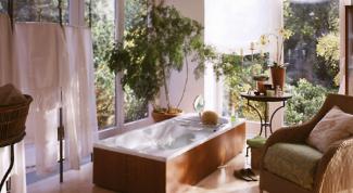 Как самому сделать ванну