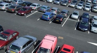 Как выезжать с парковки