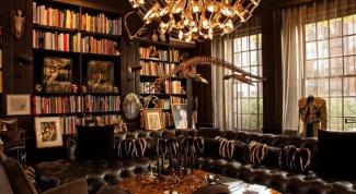 Как оформить дом в английском стиле