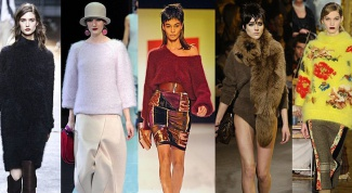 Какие свитера в моде в сезоне осень 2013 - зима 2014