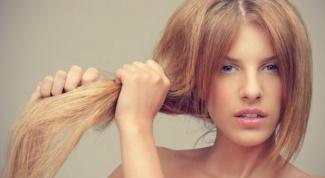 Что делать, если волосы, как солома