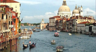 Как возникла Венеция