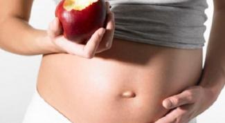 Как питаться грамотно во время беременности?