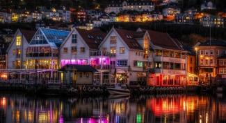 Какие достопримечательности посетить в норвежском Бергене?