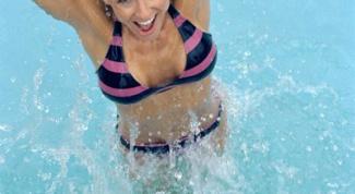 Вода смоет усталость и лишний вес
