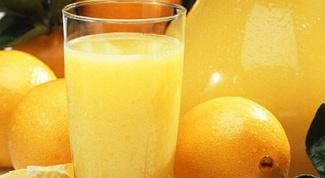 Как приготовить апельсиновый квас