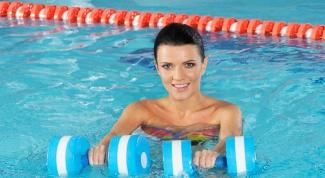 Аквааэробика для здоровья и похудения