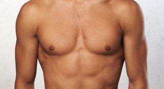 Зачем мужчинам грудь с сосками