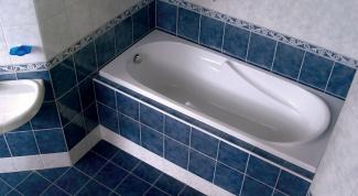 Уроки ремонта: преимущества ванной из акрила