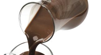 Как легко приготовить горячий шоколад