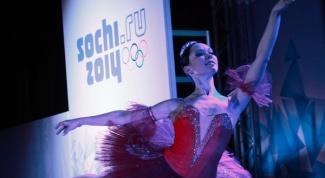Что будет на церемонии открытия Олимпийских игр 2014