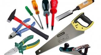 Какие инструменты должны быть в каждом доме