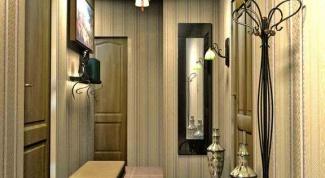 Дизайн и ремонт коридора