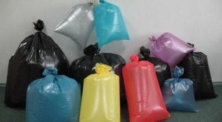 Способы сделать мешок для мусора своими руками