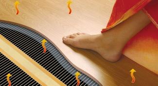 Строительство и ремонт: инфракрасный теплый пол