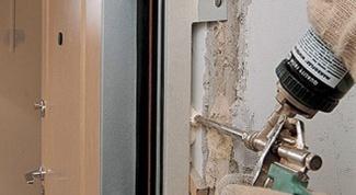 Правила установки входной двери