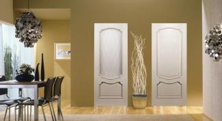 Межкомнатные шпонированные двери