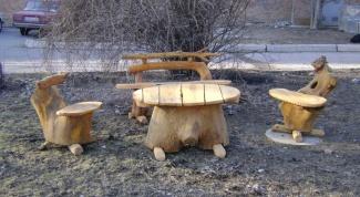 Как сделать самим деревянную мебель