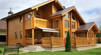 Секреты технологий строительства домов из бруса