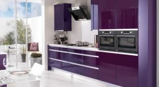 Выбор современной мебели для кухни