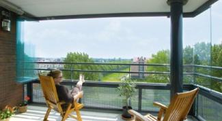 Методы остекления и отделки балконов и лоджий