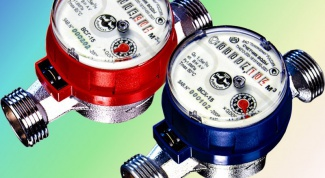 The rules of testing of water meters