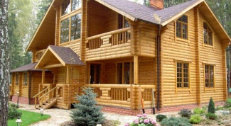 Modern designs of wooden houses