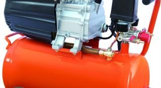 Виды и технические характеристики воздушных компрессоров