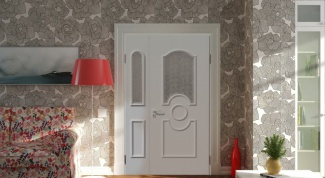 Plastic interior doors: choose apartment
