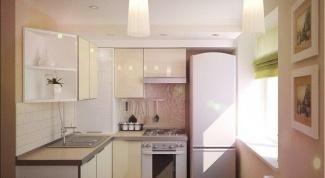 Особенности проведения ремонта кухни в хрущевке