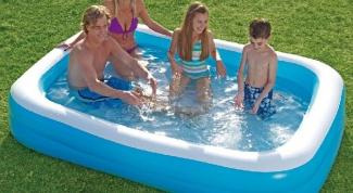 Выбор бассейна: надувной или каркасный