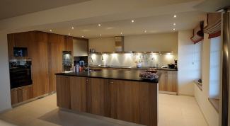 Отделочные материалы для кухни