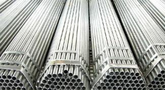Стальные трубы для водоснабжения и отопления