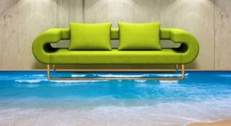 Наливные полы: универсальное решение