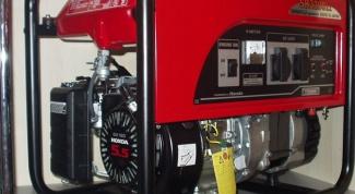 Покупка бензогенератора: учет важных аспектов
