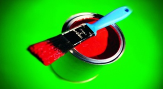 Защитные краски для различных материалов