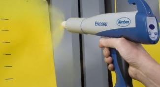 Преимущества электрического краскопульта