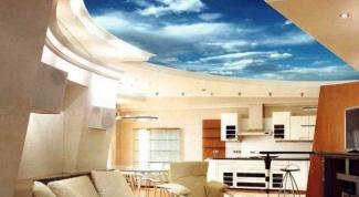 Виды натяжных потолков: гипсокартонные, реечные и кассетные