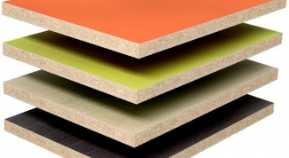 Виды древесностружечных плит
