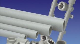 Правильный выбор водопровода и водопроводных труб
