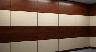 Стеновые панели: виды, способы крепления