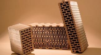 Сравнение видов пустотелых керамических блоков